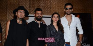 Aditi Rao Hydari and Sona Mohapatra launch Bejoy Nambiar's music video