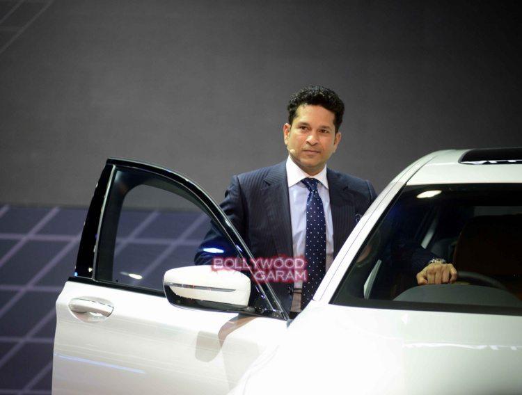 Celebrities auto expo2