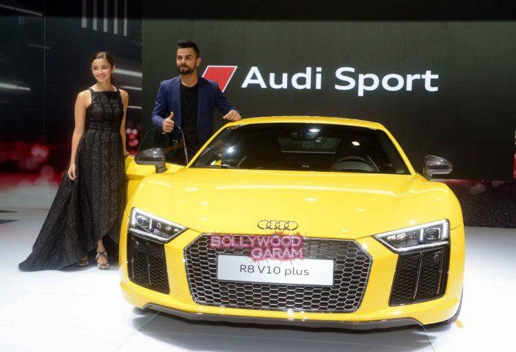 Celebrities auto expo5