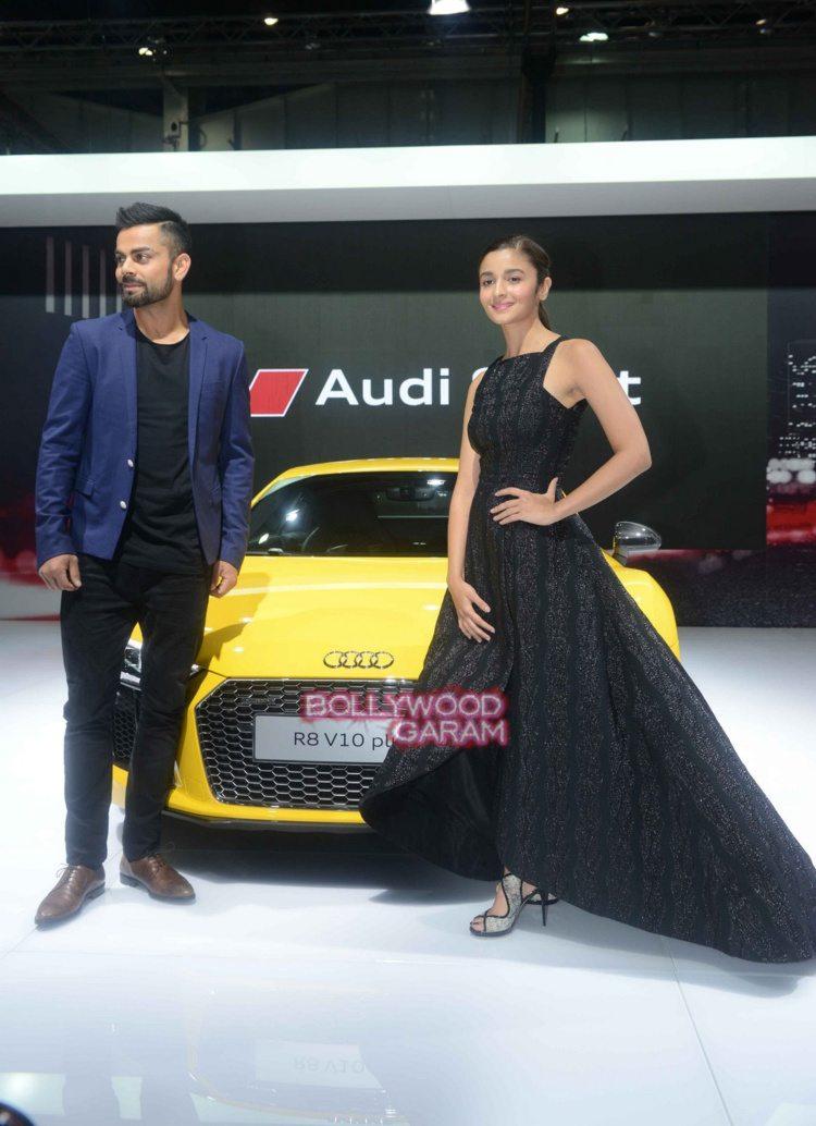 Celebrities auto expo6