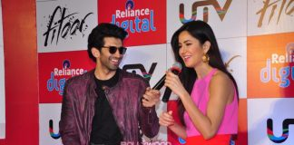 Katrina Kaif and Aditya Roy Kapur promote Fitoor at Reliance Digital Trends