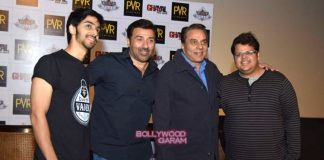 Sunny Deol and Dharmendra promote Ghayal Once Again in Delhi