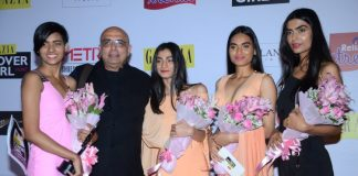 Aditi Rao Hydari and Rahul Khanna at Grazia Cover Girl Hunt
