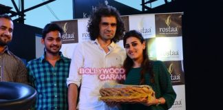 Imtiaz Ali interacts with audience at Pepe Jeans Kala Ghoda Festival