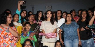 Juhi Chawla hosts special screening of Chalk n Duster for 500 teachers