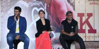 Kareena Kapoor and Arjun Kapoor launch Ki and Ka trailer