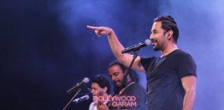 Vir Das performs at Kala Ghoda music festival