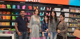 Kangana Ranaut dazzles at Sephora store launch event