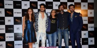 Kapoor and Sons trailer video launched – Photos