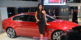 Katrina Kaif and Ranbir Kapoor avoid each other at Auto Expo – Photos