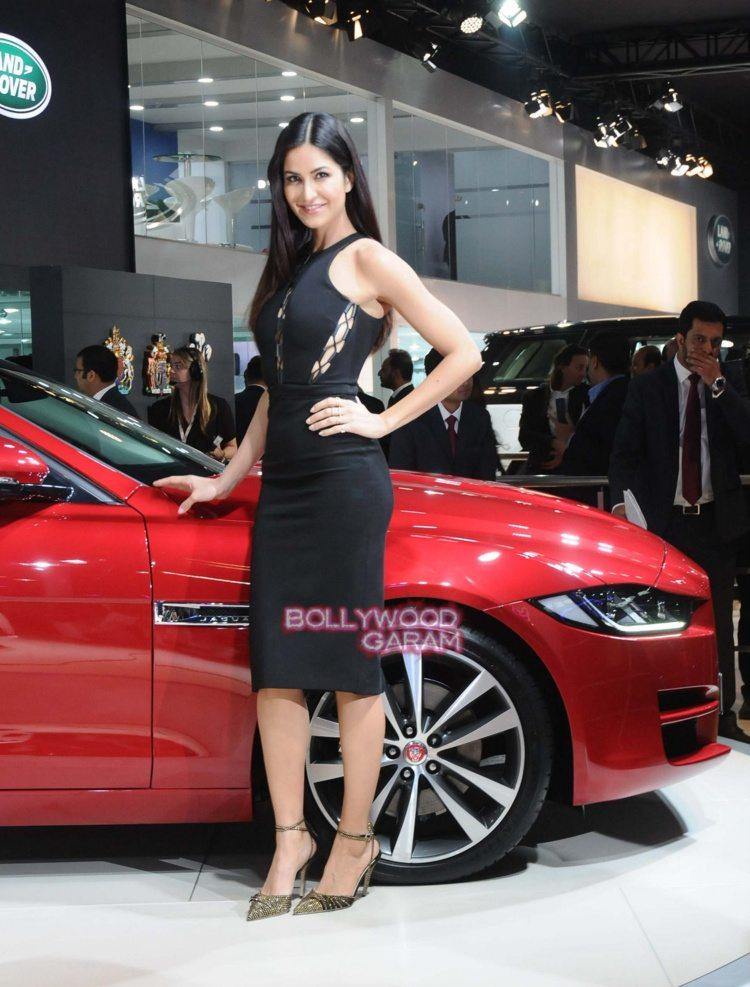 Katrina ranbir auto expo4