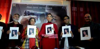Sonam Kapoor promotes Neerja at different event in Delhi