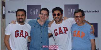 Ranveer Singh launches new Gap store in Mumbai – Photos