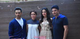Pulkit Samrat and Yami Gautam promote Sanam Re