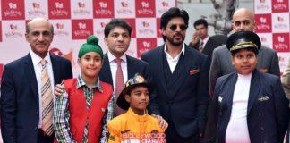 Shahrukh Khan  launches Kidzania in New Delhi – Photos
