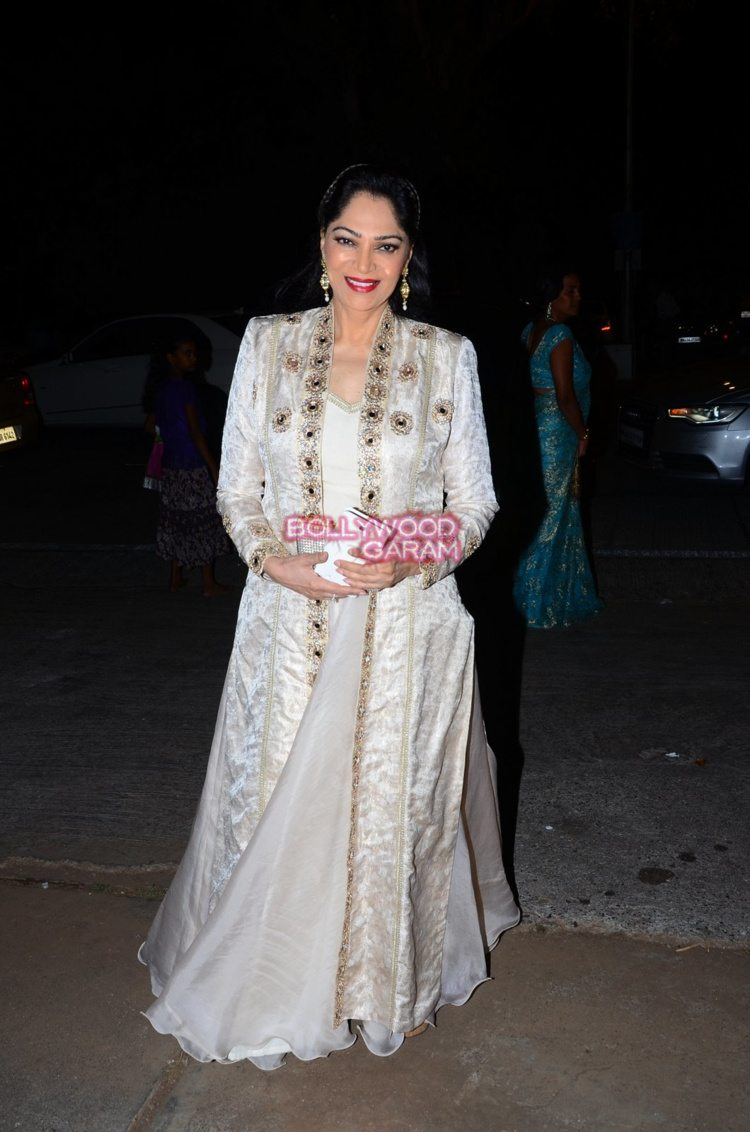 Shobha de daughter wedding1