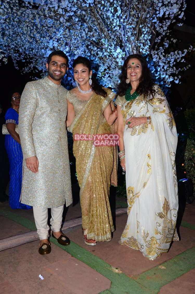 Shobha de daughter wedding5