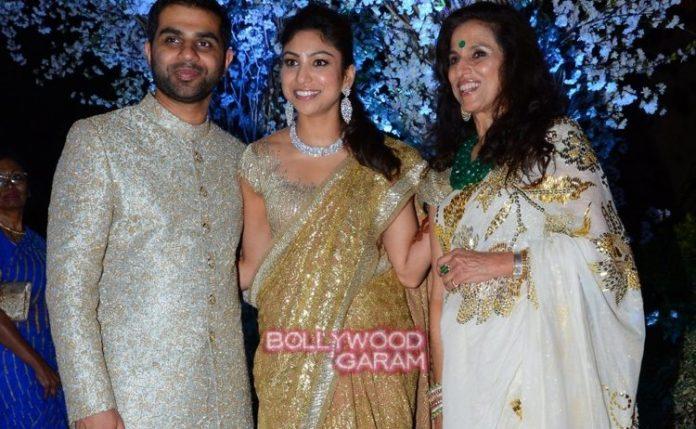 Shobha de daughter wedding6