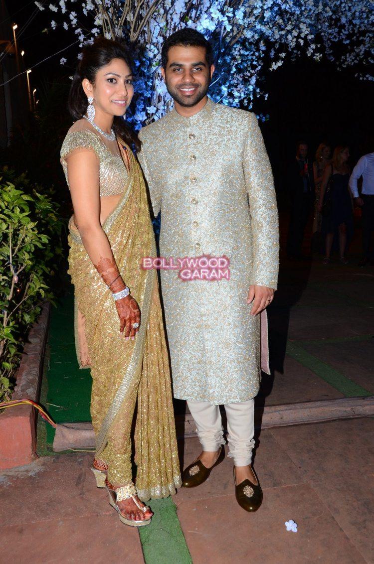Shobha de daughter wedding7