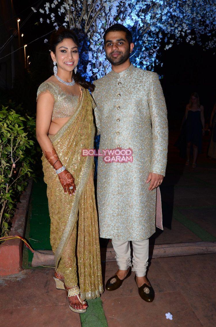 Shobha de daughter wedding8