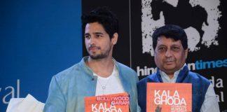 Sidharth Malhotra inaugurates Kala Ghoda Art Festival in style