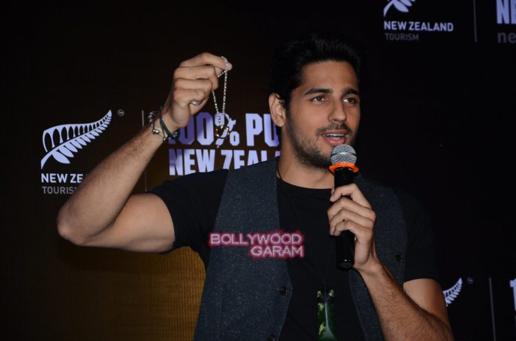 Sidharth new zealand2