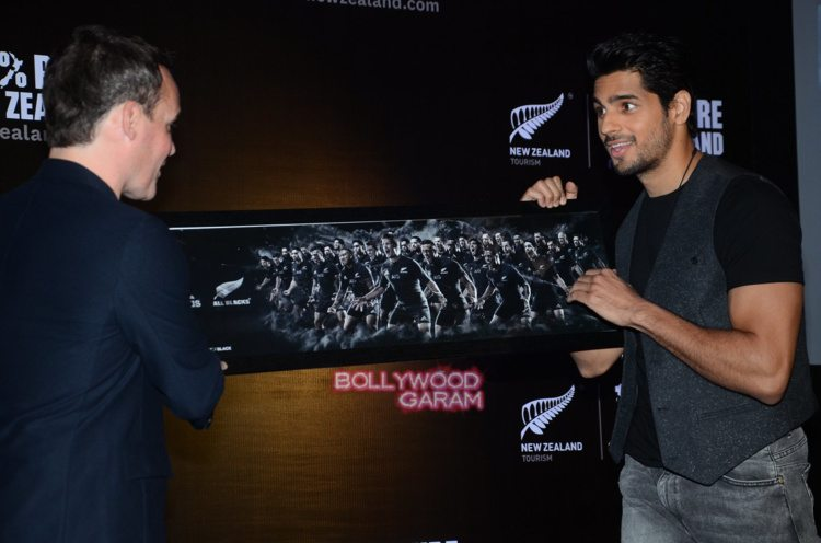 Sidharth new zealand5