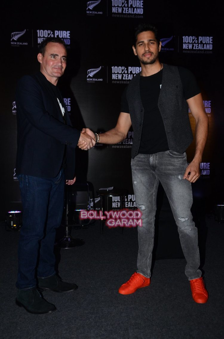 Sidharth new zealand6
