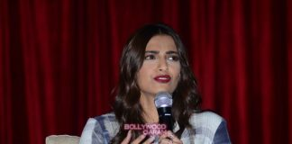 Sonam Kapoor promotes Neerja amidst youngsters