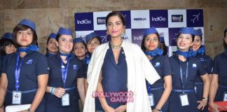 Sonam Kapoor watches Neerja with real life flight attendants
