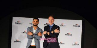 Virat Kohli signed as brand ambassador for Tissot