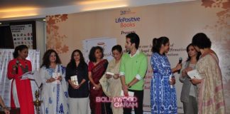 Tusshar Kapoor and Isha Koppikar unveil Roshni Shenaz's book