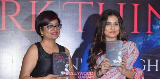 Vidya Balan launches Sukanya Venkatraghavan's book Dark Things