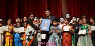 Vivek Oberoi honors students at Habitat Heroes event