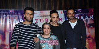 Arjun Rampal graces Zubaan special screening
