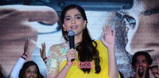 Sonam Kapoor promoted Neerja at National College
