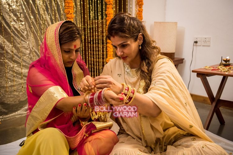 raveena tandon wedding1