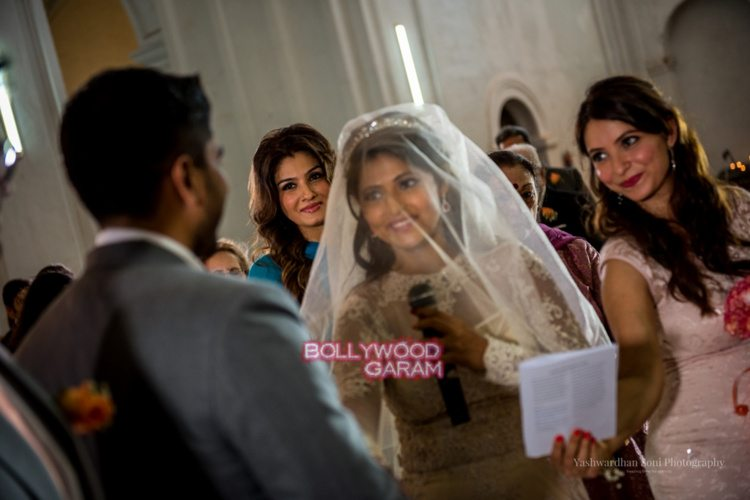 raveena tandon wedding4