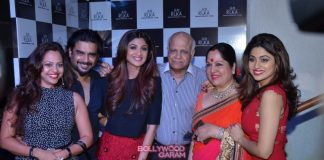 Shamita Shetty celebrates birthday with family
