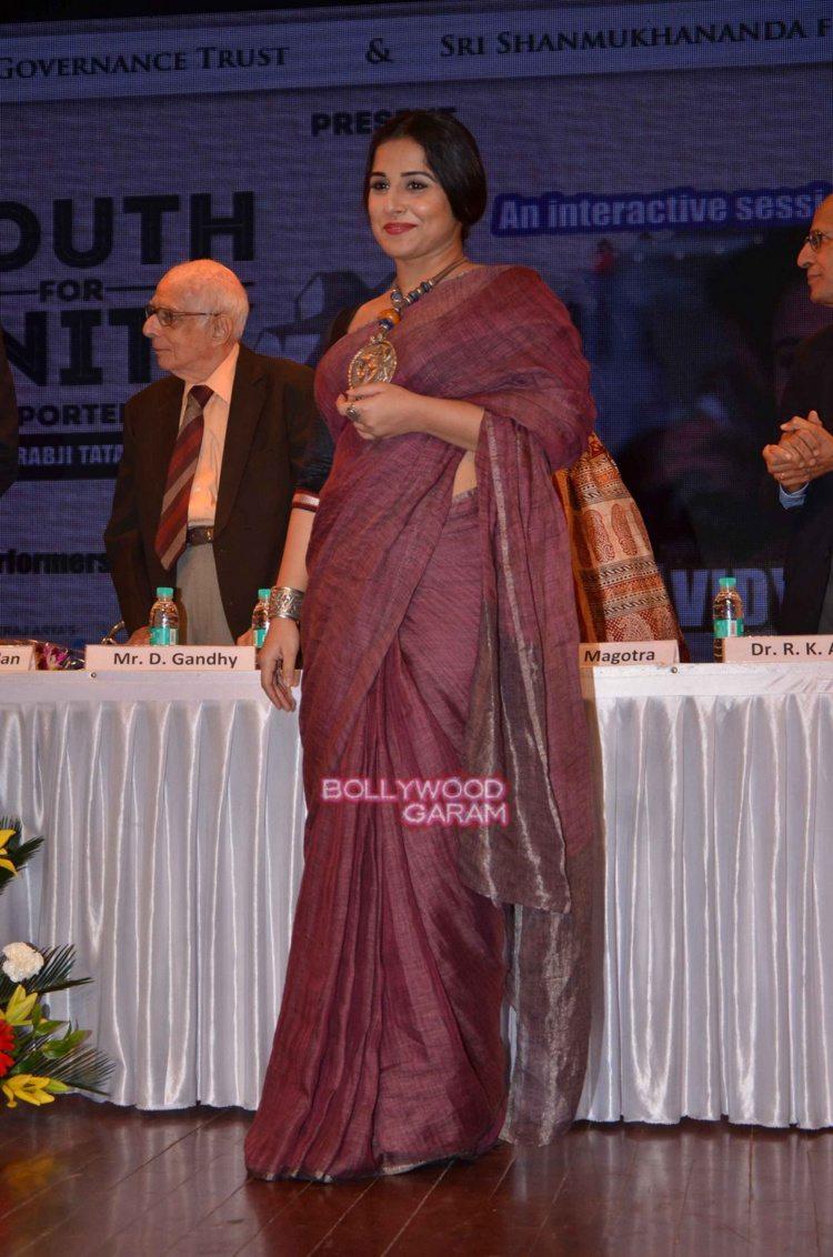 vidya balan conference1