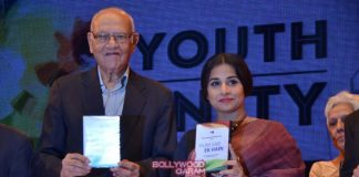 Vidya Balan at youth panel discussion