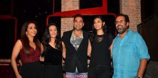 Abhay Deol celebrates birthday on Happy Bhaag Jaayegi wrap up bash