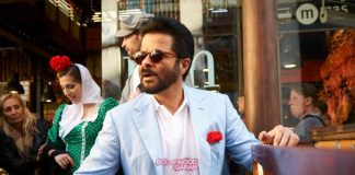 Anil Kapoor at announcement press conference of 17th International Indian Film Academy Awards