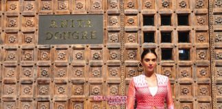 Aditi Rao Hydari brings to life Anita Dongre's new collection