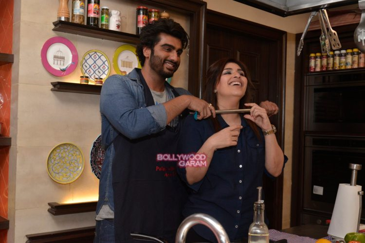 Arjun Kapoor ki and ka4