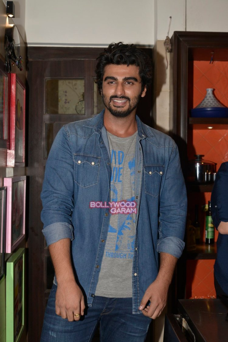 Arjun Kapoor ki and ka9