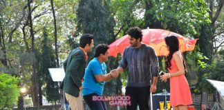 Arjun Kapoor promotes Ki and Ka on the sets of Woh Teri Bhabi Hai Pagle – Photos