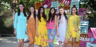 Athiya Shetty launches designer Nishka Lulla's summer collection