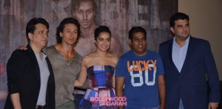 Tiger Shroff and Shraddha Kapoor launch Baaghi trailer – Photos