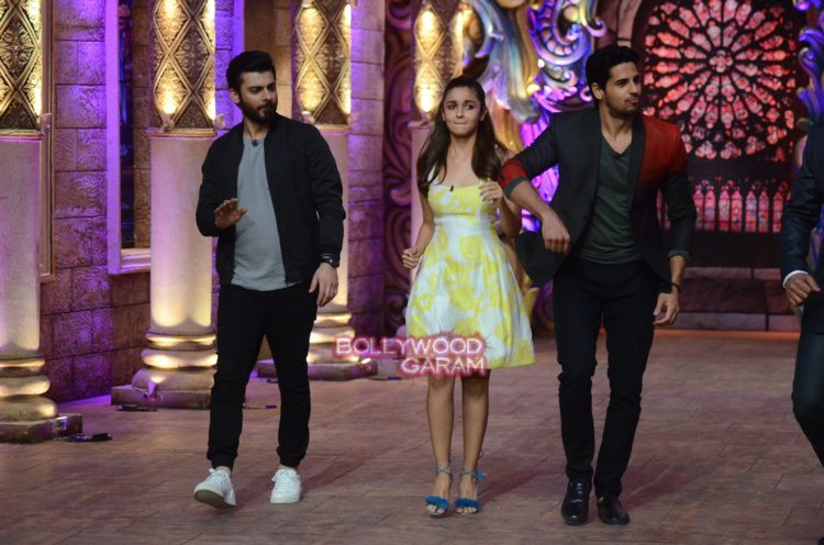 COmedy nights Kapoor sons10